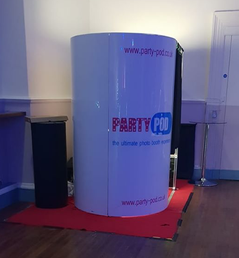 Party Pod – Its a good Giggle!